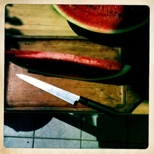 Tao lubenica – crni pojas, treći dan